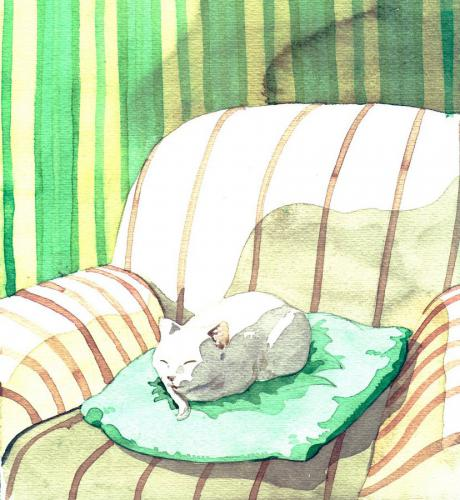 armchaircat