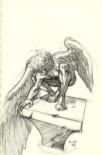 column angel
